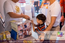 Malaysia Kota Damansara Petaling Jaya Kuala Lumpur Selangor Chinese New Year Charity Coloring Contest World Art House 世界艺术画室 and 1 Utama Shopping JinYeYe Effye Media A069