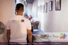 Malaysia Kota Damansara Petaling Jaya Kuala Lumpur Selangor Chinese New Year Charity Coloring Contest World Art House 世界艺术画室 and 1 Utama Shopping JinYeYe Effye Media A084
