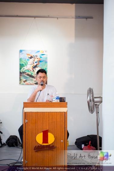Malaysia Kota Damansara Petaling Jaya Kuala Lumpur Selangor Chinese New Year Charity Coloring Contest World Art House 世界艺术画室 and 1 Utama Shopping JinYeYe Effye Media A089