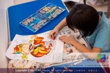 Malaysia Kota Damansara Petaling Jaya Kuala Lumpur Selangor Chinese New Year Charity Coloring Contest World Art House 世界艺术画室 and 1 Utama Shopping JinYeYe Effye Media A092