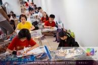 Malaysia Kota Damansara Petaling Jaya Kuala Lumpur Selangor Chinese New Year Charity Coloring Contest World Art House 世界艺术画室 and 1 Utama Shopping JinYeYe Effye Media A097