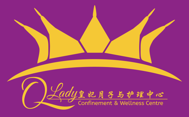 Qlady Confinement and Wellness Centre Batu Pahat Johor Malaysia Pregnant Care Awaiting Delivery Postpartum logo