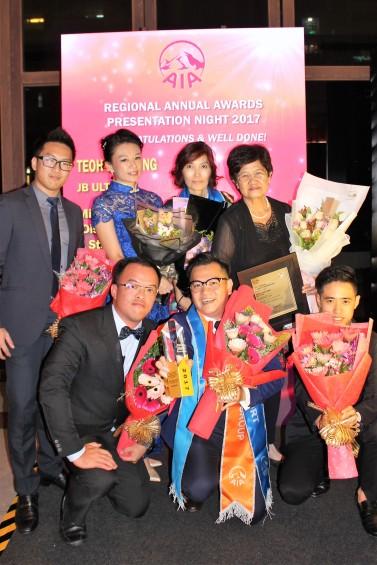Ultimax MDA MDRT Hugo Teoh Top PA CHAMPION