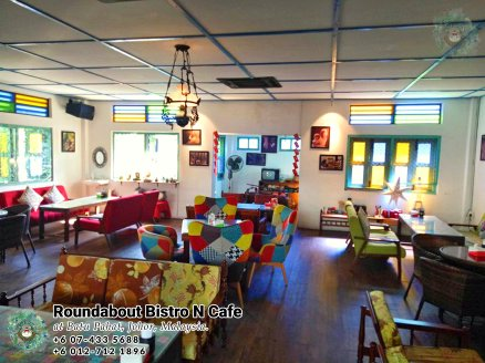 Batu Pahat Roundabout Bistro N Cafe Malaysia Johor Batu Pahat Totoro Cafe Historical Building Cafe Batu Pahat Landmark Buffet Birthday Party Wedding Function Event Kopitiam P01-06