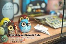 Batu Pahat Roundabout Bistro N Cafe Malaysia Johor Batu Pahat Totoro Cafe Historical Building Cafe Batu Pahat Landmark Buffet Birthday Party Wedding Function Event Kopitiam P01-29