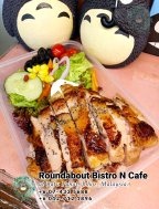 Batu Pahat Roundabout Bistro N Cafe Malaysia Johor Batu Pahat Totoro Cafe Historical Building Cafe Batu Pahat Landmark Buffet Birthday Party Wedding Function Event Kopitiam PB01-16