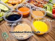 Batu Pahat Roundabout Bistro N Cafe Malaysia Johor Batu Pahat Totoro Cafe Historical Building Cafe Batu Pahat Landmark Buffet Birthday Party Wedding Function Event Kopitiam PB01-20
