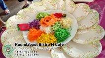 Batu Pahat Roundabout Bistro N Cafe Malaysia Johor Batu Pahat Totoro Cafe Historical Building Cafe Batu Pahat Landmark Buffet Birthday Party Wedding Function Event Kopitiam PB01-21