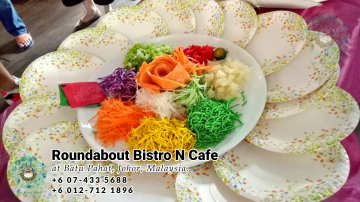 Batu Pahat Roundabout Bistro N Cafe Malaysia Johor Batu Pahat Totoro Cafe Historical Building Cafe Batu Pahat Landmark Buffet Birthday Party Wedding Function Event Kopitiam PB01-21
