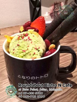 Batu Pahat Roundabout Bistro N Cafe Malaysia Johor Batu Pahat Totoro Cafe Historical Building Cafe Batu Pahat Landmark Buffet Birthday Party Wedding Function Event Kopitiam PB01-27