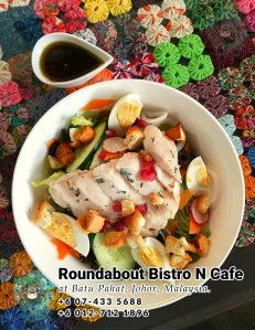 Batu Pahat Roundabout Bistro N Cafe Malaysia Johor Batu Pahat Totoro Cafe Historical Building Cafe Batu Pahat Landmark Buffet Birthday Party Wedding Function Event Kopitiam PB01-28