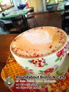 Batu Pahat Roundabout Bistro N Cafe Malaysia Johor Batu Pahat Totoro Cafe Historical Building Cafe Batu Pahat Landmark Buffet Birthday Party Wedding Function Event Kopitiam PB01-30