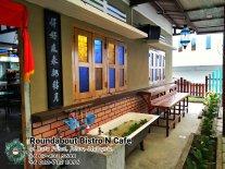 Batu Pahat Roundabout Bistro N Cafe Malaysia Johor Batu Pahat Totoro Kafe Bangunan Bersejarah Kafe Batu Pahat Landmark Bufet Hari Lahir Parti Perkahwinan Acara Kopitiam PA01-11