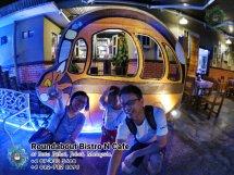 Batu Pahat Roundabout Bistro N Cafe Malaysia Johor Batu Pahat Totoro Kafe Bangunan Bersejarah Kafe Batu Pahat Landmark Bufet Hari Lahir Parti Perkahwinan Acara Kopitiam PA01-15