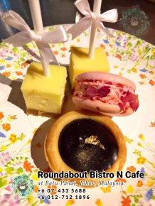 Batu Pahat Roundabout Bistro N Cafe Malaysia Johor Batu Pahat Totoro Kafe Bangunan Bersejarah Kafe Batu Pahat Landmark Bufet Hari Lahir Parti Perkahwinan Acara Kopitiam PA01-33