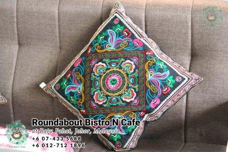 Batu Pahat Roundabout Bistro N Cafe Malaysia Johor Batu Pahat Totoro Kafe Bangunan Bersejarah Kafe Batu Pahat Landmark Bufet Hari Lahir Parti Perkahwinan Acara Kopitiam PA01-36
