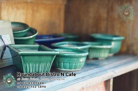 Batu Pahat Roundabout Bistro N Cafe Malaysia Johor Batu Pahat Totoro Kafe Bangunan Bersejarah Kafe Batu Pahat Landmark Bufet Hari Lahir Parti Perkahwinan Acara Kopitiam PA01-37