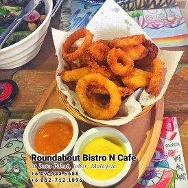 Batu Pahat Roundabout Bistro N Cafe Malaysia Johor Batu Pahat Totoro Kafe Bangunan Bersejarah Kafe Batu Pahat Landmark Bufet Hari Lahir Parti Perkahwinan Acara Kopitiam PB01-08