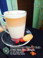 Batu Pahat Roundabout Bistro N Cafe Malaysia Johor Batu Pahat Totoro Kafe Bangunan Bersejarah Kafe Batu Pahat Landmark Bufet Hari Lahir Parti Perkahwinan Acara Kopitiam PB01-26