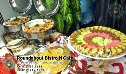 Bufet Batu Pahat Roundabout Bistro N Cafe Malaysia Johor Batu Pahat Totoro Kafe Bangunan Bersejarah Kafe Batu Pahat Landmark Hari Lahir Parti Perkahwinan Acara Kopitiam PC01-18