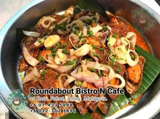Bufet Batu Pahat Roundabout Bistro N Cafe Malaysia Johor Batu Pahat Totoro Kafe Bangunan Bersejarah Kafe Batu Pahat Landmark Hari Lahir Parti Perkahwinan Acara Kopitiam PC01-46