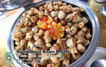 Bufet Batu Pahat Roundabout Bistro N Cafe Malaysia Johor Batu Pahat Totoro Kafe Bangunan Bersejarah Kafe Batu Pahat Landmark Hari Lahir Parti Perkahwinan Acara Kopitiam PC01-48