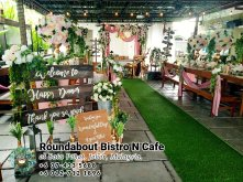 Buffet Batu Pahat Roundabout Bistro N Cafe Malaysia Johor Batu Pahat Totoro Cafe Historical Building Cafe Batu Pahat Landmark Birthday Party Wedding Function Event Kopitiam PC01-08