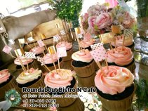 Buffet Batu Pahat Roundabout Bistro N Cafe Malaysia Johor Batu Pahat Totoro Cafe Historical Building Cafe Batu Pahat Landmark Birthday Party Wedding Function Event Kopitiam PC01-11