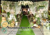 Buffet Batu Pahat Roundabout Bistro N Cafe Malaysia Johor Batu Pahat Totoro Cafe Historical Building Cafe Batu Pahat Landmark Birthday Party Wedding Function Event Kopitiam PC01-12