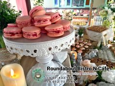 Buffet Batu Pahat Roundabout Bistro N Cafe Malaysia Johor Batu Pahat Totoro Cafe Historical Building Cafe Batu Pahat Landmark Birthday Party Wedding Function Event Kopitiam PC01-14