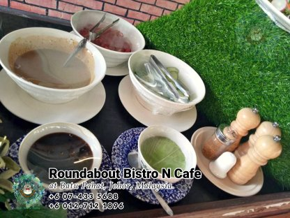 Buffet Batu Pahat Roundabout Bistro N Cafe Malaysia Johor Batu Pahat Totoro Cafe Historical Building Cafe Batu Pahat Landmark Birthday Party Wedding Function Event Kopitiam PC01-15