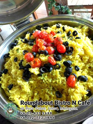 Buffet Batu Pahat Roundabout Bistro N Cafe Malaysia Johor Batu Pahat Totoro Cafe Historical Building Cafe Batu Pahat Landmark Birthday Party Wedding Function Event Kopitiam PC01-37