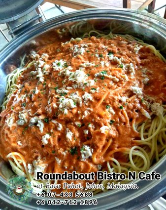 Buffet Batu Pahat Roundabout Bistro N Cafe Malaysia Johor Batu Pahat Totoro Cafe Historical Building Cafe Batu Pahat Landmark Birthday Party Wedding Function Event Kopitiam PC01-39