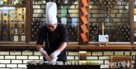 Chef Chiw Kian Ong Chef at Roundabout Bistro N Cafe Batu Pahat Johor Malaysia Make mistakes and learn from themstay humble and determined A01-07