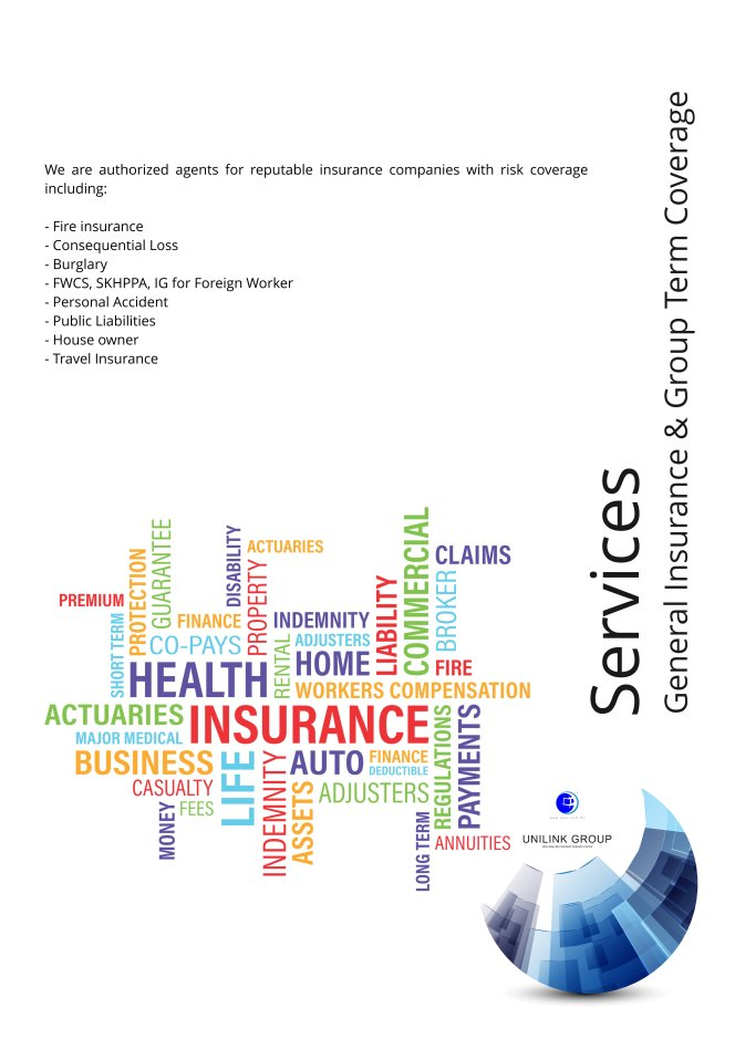 Company Profile of Agensi Pekerjaan Unilink Prospects Sdn Bhd Director Datin Sri Fun See Hoon Datin Sri Ivy Malaysia A11