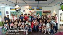峇株巴辖自助餐龙猫特色中西餐厅 复古式建筑咖啡厅 马来西亚柔佛峇株巴辖地标交通圈小酒馆 公司聚会 Batu Pahat Roudabout Bistro N Cafe PC01-02