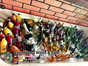 峇株巴辖自助餐龙猫特色中西餐厅 复古式建筑咖啡厅 马来西亚柔佛峇株巴辖地标交通圈小酒馆 公司聚会 Batu Pahat Roudabout Bistro N Cafe PC01-31