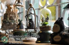 马来西亚柔佛峇株巴辖龙猫特色中西餐厅 复古式建筑咖啡厅 峇株巴辖地标交通圈小酒馆 公司聚会 庆生派对 Batu Pahat Roudabout Bistro N Cafe PA01-28