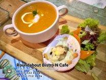 马来西亚柔佛峇株巴辖龙猫特色中西餐厅 复古式建筑咖啡厅 峇株巴辖地标交通圈小酒馆 公司聚会 庆生派对 Batu Pahat Roudabout Bistro N Cafe PB01-09