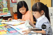 Malaysia Johor Batu Pahat Art Courses Art Studio Children Painting Wotercolour Wooden Strokes Crayon Sketching Oil Painting Advertising Painting Murals Kiong Art House A01-03