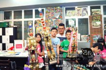Malaysia Johor Batu Pahat Art Courses Art Studio Children Painting Wotercolour Wooden Strokes Crayon Sketching Oil Painting Advertising Painting Murals Kiong Art House A01-07
