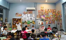 Malaysia Johor Batu Pahat Art Courses Art Studio Children Painting Wotercolour Wooden Strokes Crayon Sketching Oil Painting Advertising Painting Murals Kiong Art House A01-09