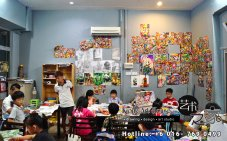 Malaysia Johor Batu Pahat Art Courses Art Studio Children Painting Wotercolour Wooden Strokes Crayon Sketching Oil Painting Advertising Painting Murals Kiong Art House A01-09