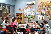 Malaysia Johor Batu Pahat Art Courses Art Studio Children Painting Wotercolour Wooden Strokes Crayon Sketching Oil Painting Advertising Painting Murals Kiong Art House A01-11