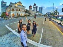 Merdeka Square Kuala Lumpur Malaysia Selangor Dataran Merdeka Kuala Lumpur Malaysia Travel Raymond Ong Effye Ang Pinky Ning Estella Oon 吉隆坡马来西亚A02