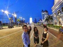 Merdeka Square Kuala Lumpur Malaysia Selangor Dataran Merdeka Kuala Lumpur Malaysia Travel Raymond Ong Effye Ang Pinky Ning Estella Oon 吉隆坡马来西亚A16