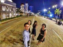 Merdeka Square Kuala Lumpur Malaysia Selangor Dataran Merdeka Kuala Lumpur Malaysia Travel Raymond Ong Effye Ang Pinky Ning Estella Oon 吉隆坡马来西亚A17