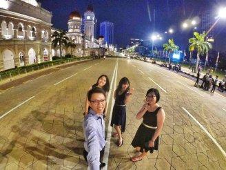 Merdeka Square Kuala Lumpur Malaysia Selangor Dataran Merdeka Kuala Lumpur Malaysia Travel Raymond Ong Effye Ang Pinky Ning Estella Oon 吉隆坡马来西亚A22