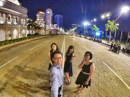 Merdeka Square Kuala Lumpur Malaysia Selangor Dataran Merdeka Kuala Lumpur Malaysia Travel Raymond Ong Effye Ang Pinky Ning Estella Oon 吉隆坡马来西亚A23
