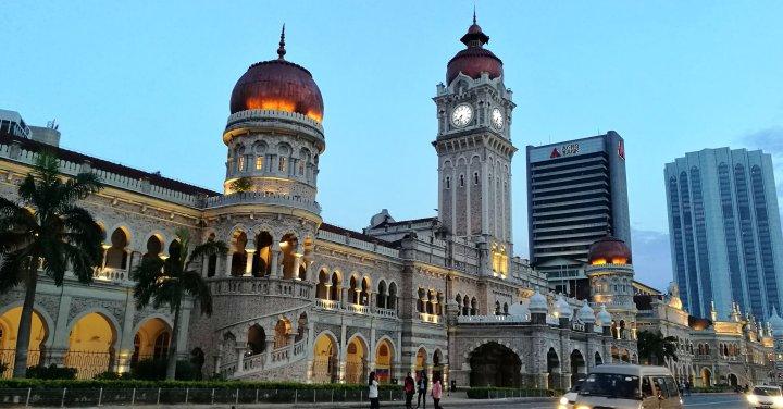 Merdeka Square Kuala Lumpur Malaysia Selangor Dataran Merdeka Kuala Lumpur Malaysia Travel Raymond Ong Effye Ang Pinky Ning Estella Oon 吉隆坡马来西亚B11